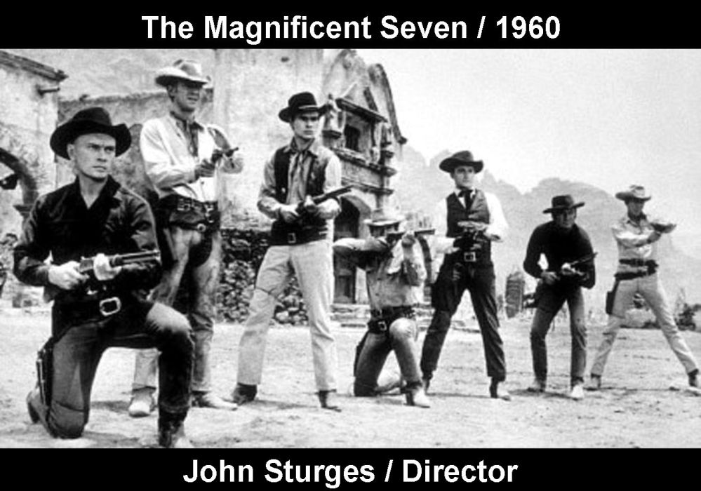 The Magnificent Seven - 1960