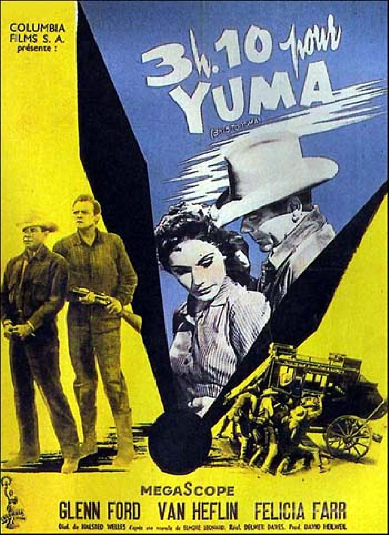 There is a lot to be said about 310 to yuma but i don t want to get