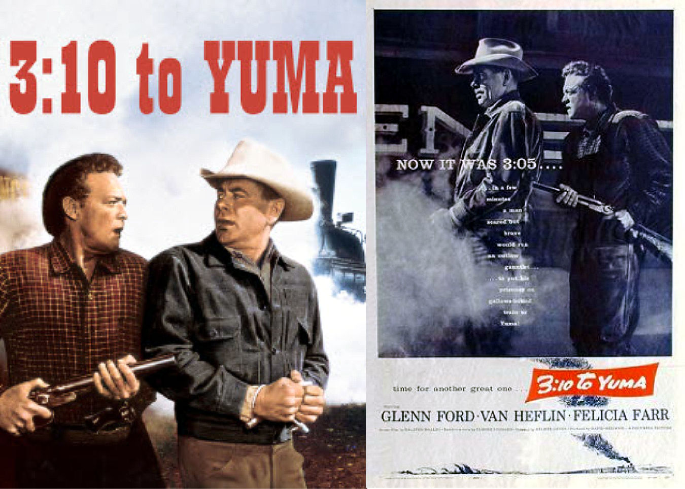 Lot to be said about 310 to yuma but i don t want to get too wordy
