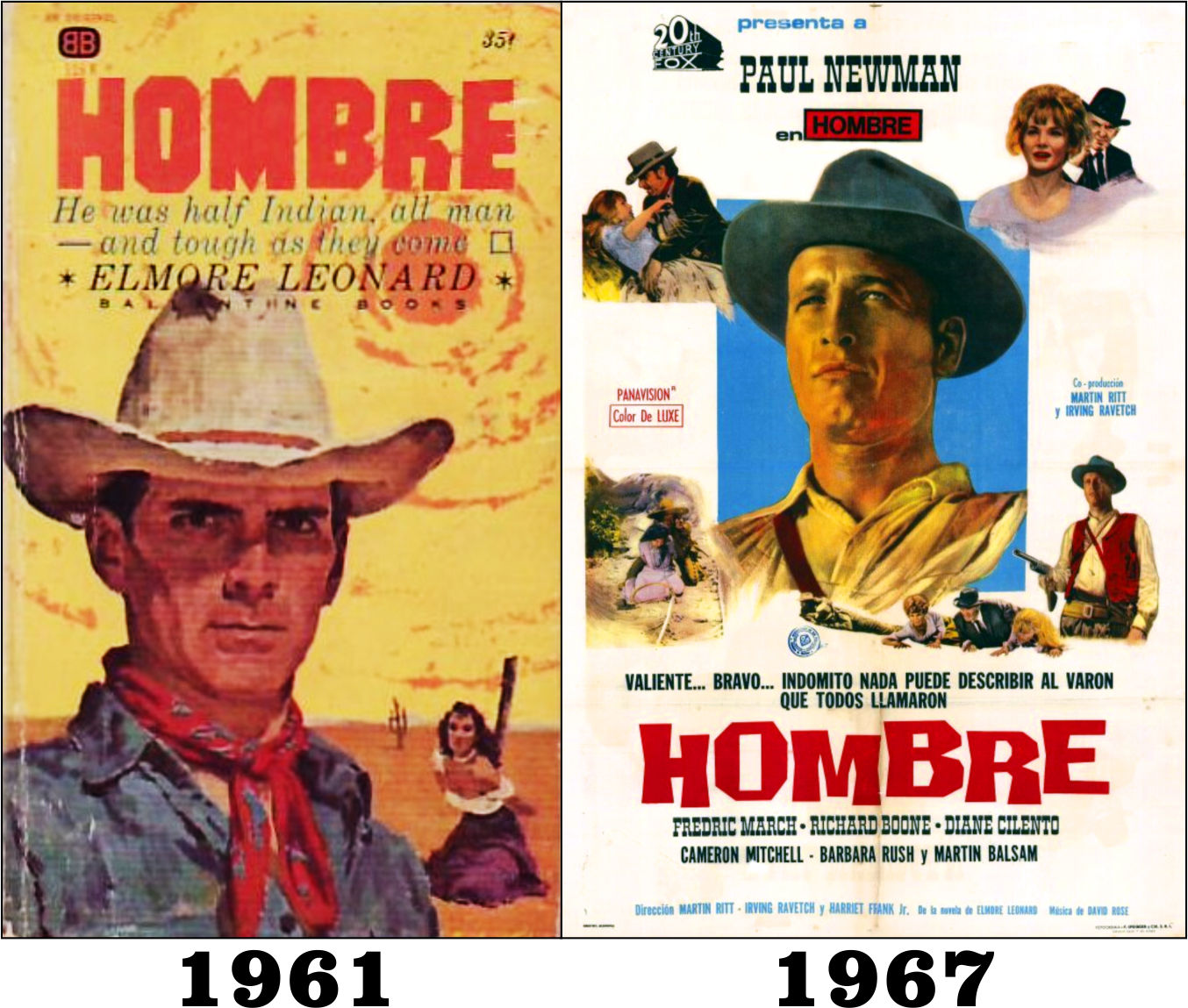 Elmore Leonard : My Favorite Westerns