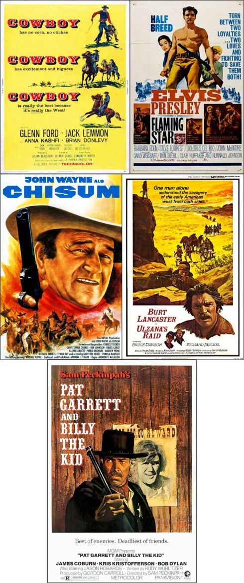 Richard Jaekel Westerns 2