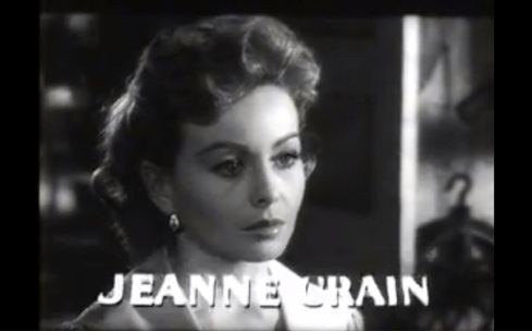 The Fastest Gun Alive - Jeanne Crain
