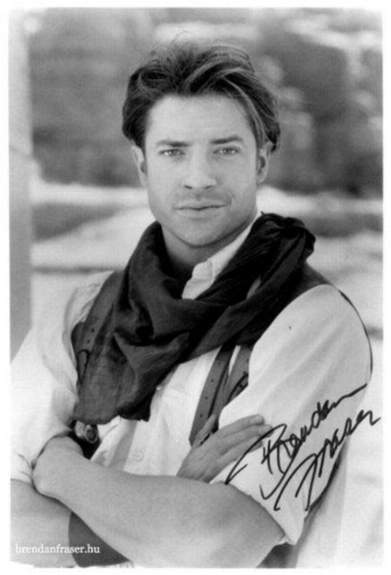 Young Brendan Fraser The Mummy Brendan Fraser | My Fa...