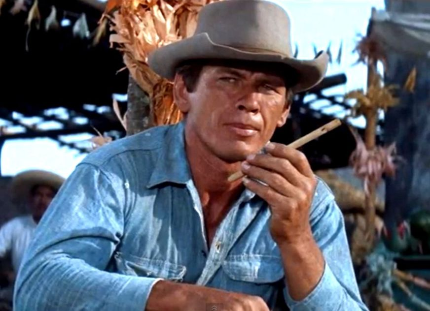 The Magnificent Seven … ??? Casting Charles Bronson … | My ...