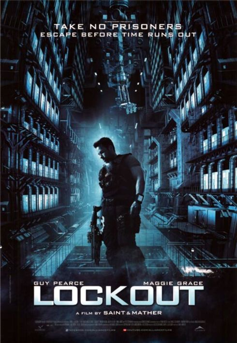 Guy Pearce - Lockout