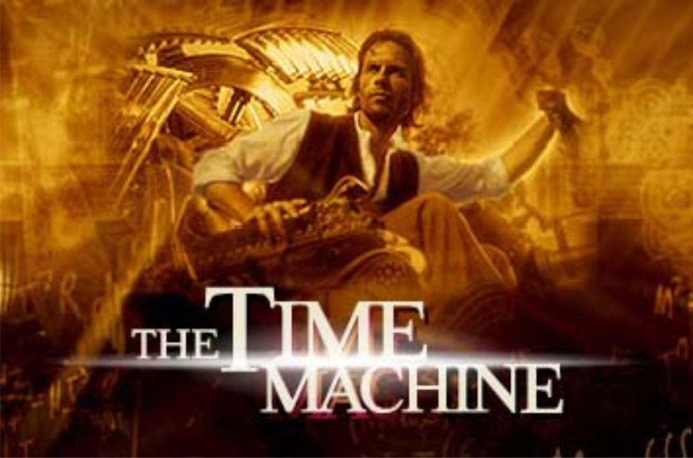 Guy Pearce - The Time Machine