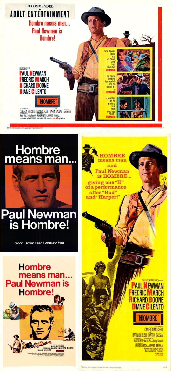 Hombre posters 1