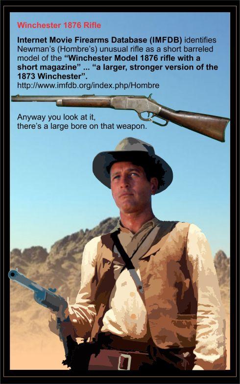 Hombre - the guns 2