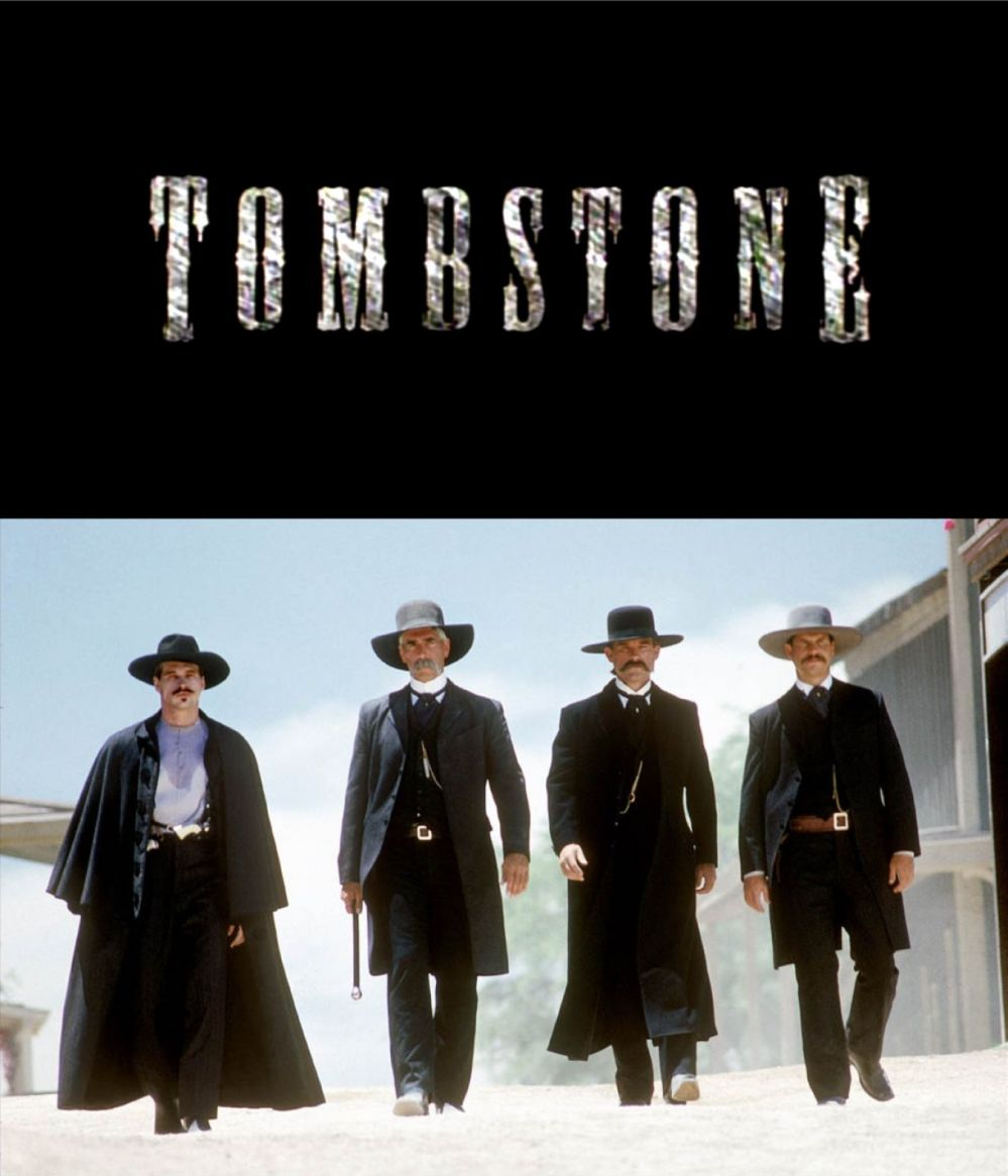 tombstone earps doing the walk