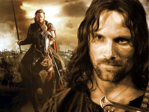 Viggo Mortensen Lord of Rings 2