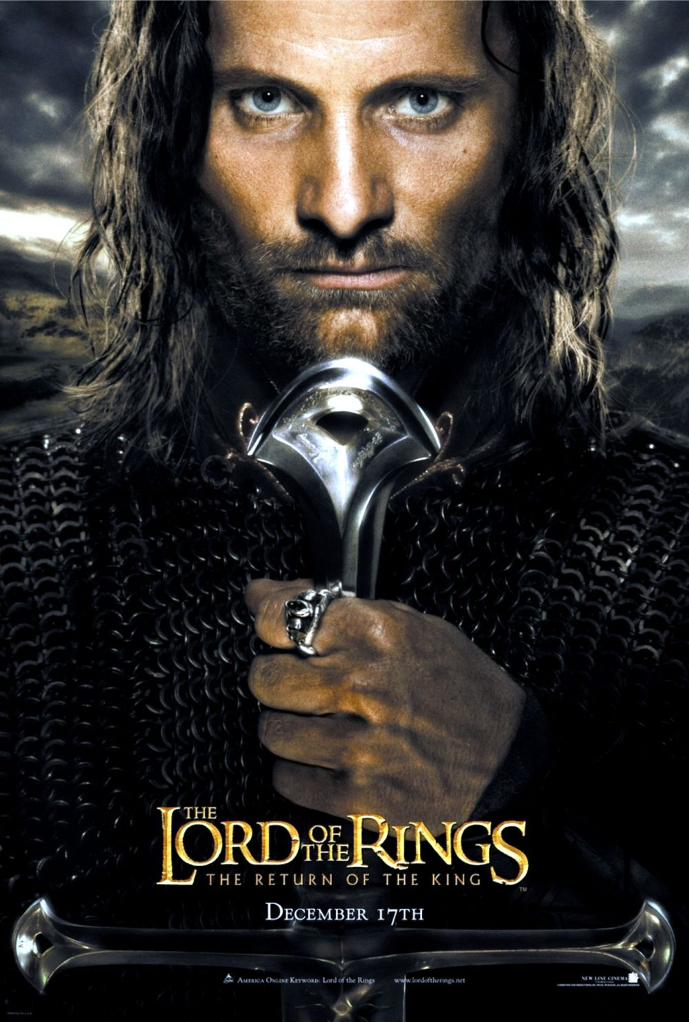 Viggo Mortensen Lord of the Rings