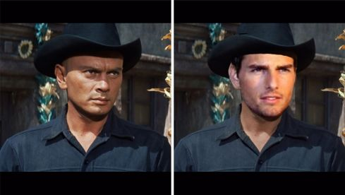 Yul Brynner - Tom Cruise