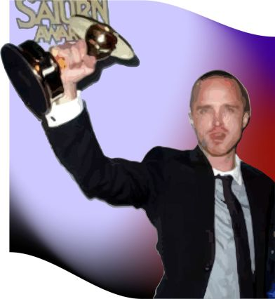 Aaron Paul Saturn