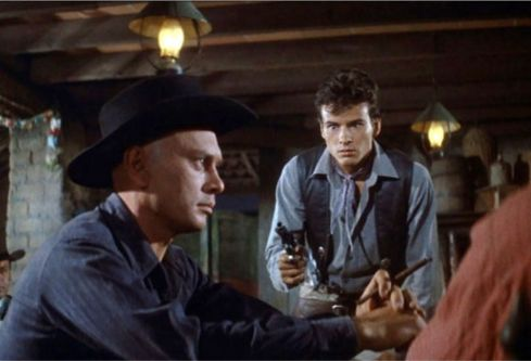 Brynner and Buchholz