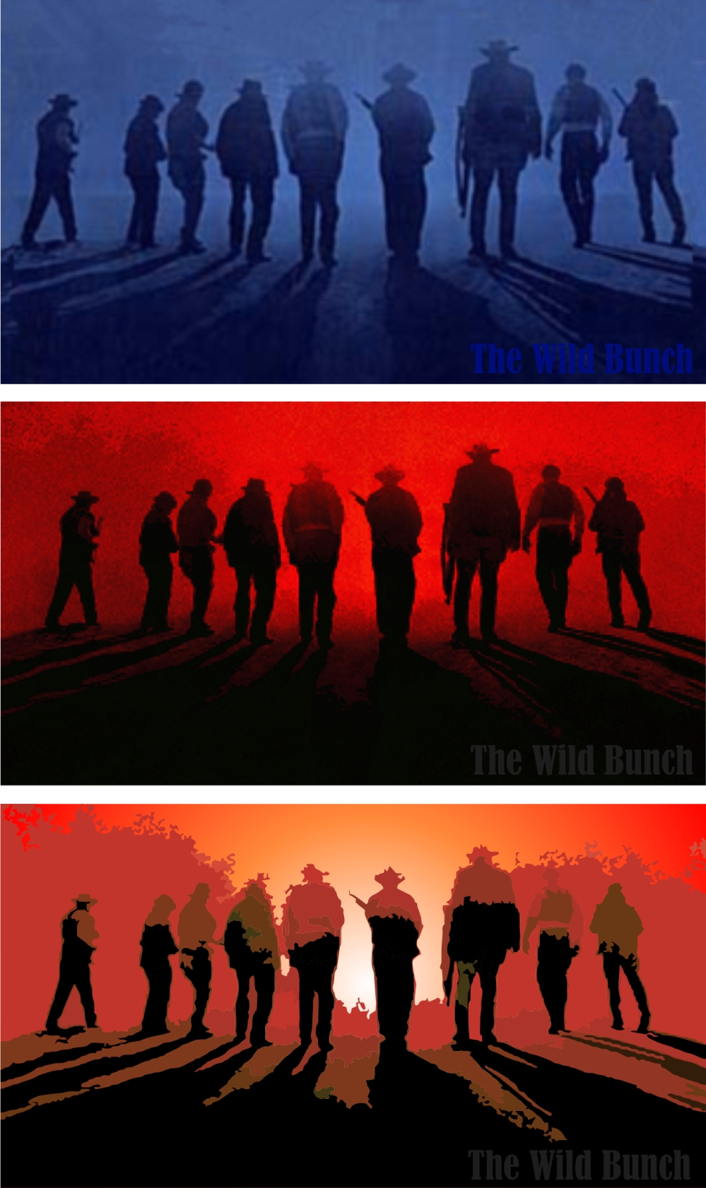 COWBOYS IN THE MIST 3