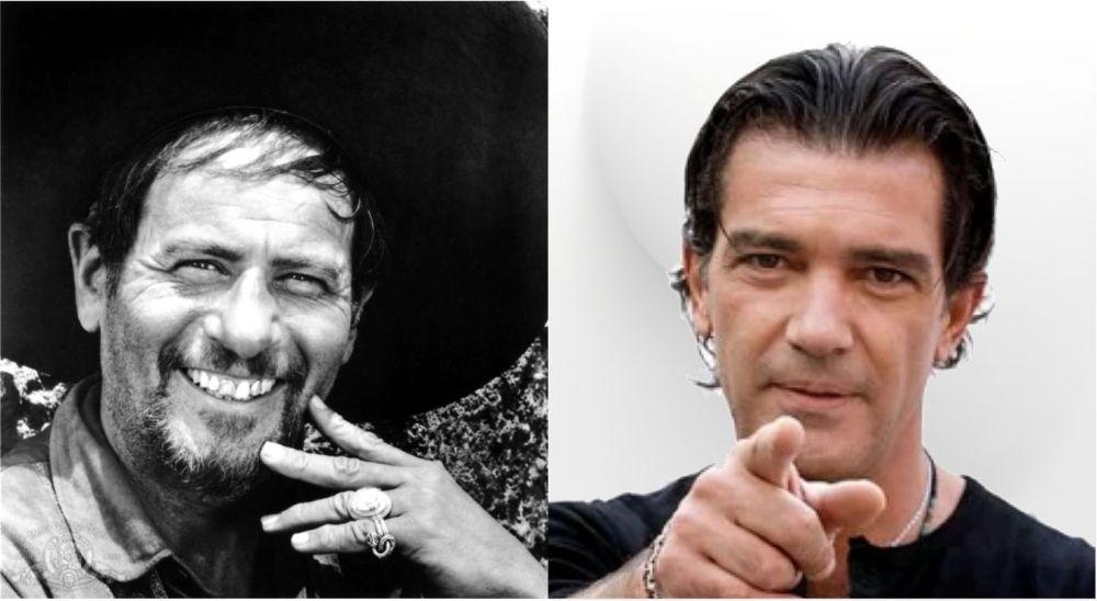 Eli Wallach - Antonio Banderas