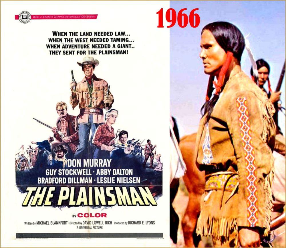 Henry SIlva The Plainsman