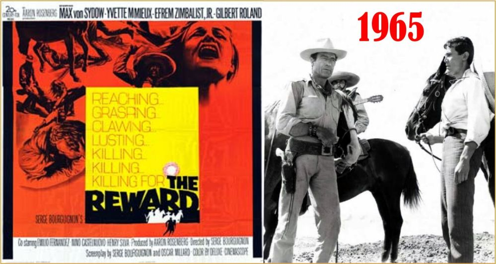 Henry SIlva The Reward