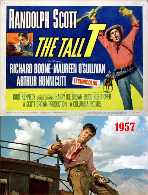 Henry SIlva The Tall T