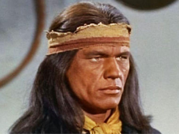 APACHE - Charles Bronson billed as Charles Bruchinsky