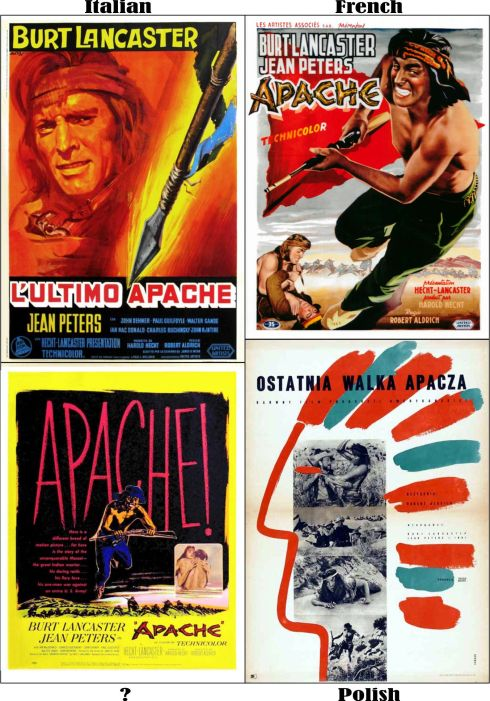 APACHE POSTERS 6