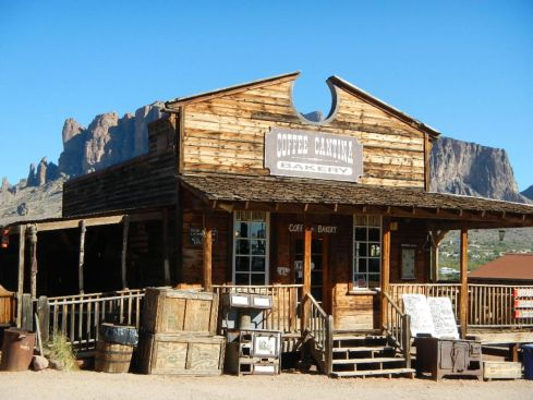Goldfield Ghosttown Coffee Shop and Bakery