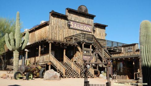 Goldfield Ghosttown Saloon