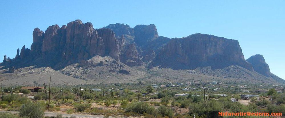Superstiion Mountain / MyFavorite Westerns