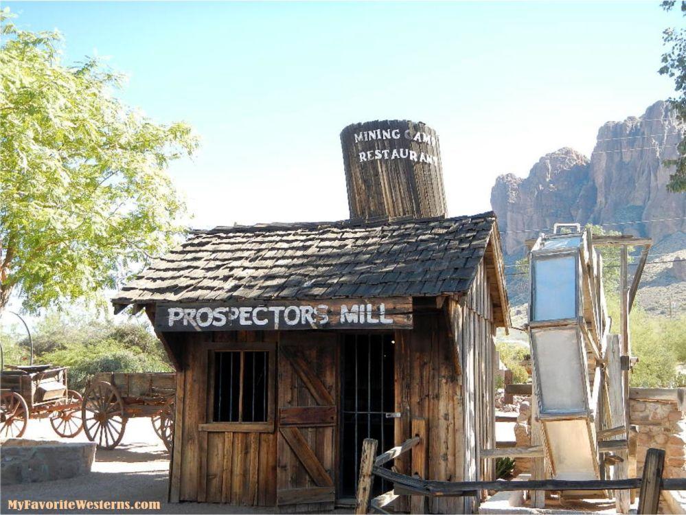 The Mining Camp Restaurant 2