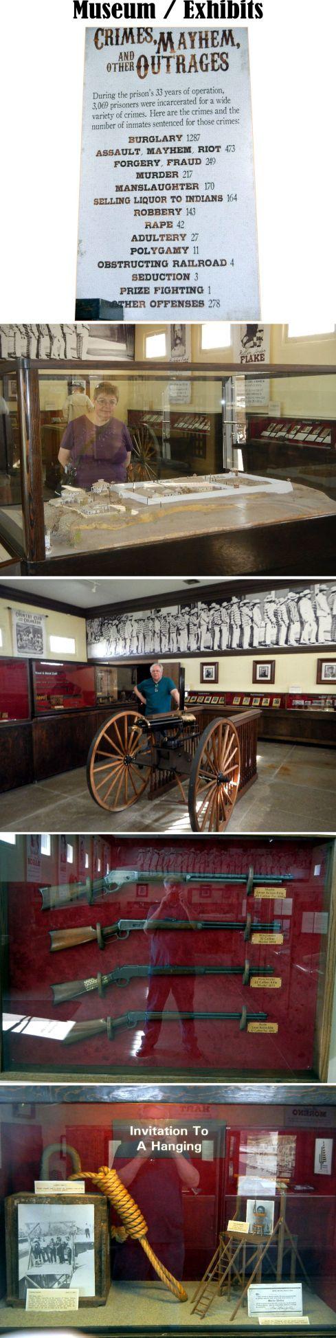 Yuma Territorial Prison State Historical Park 7