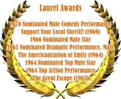James Garner Laurel Awards