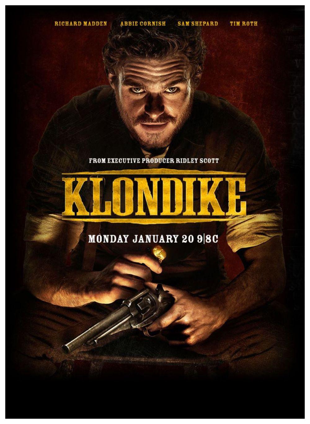 KLONDIKE poster