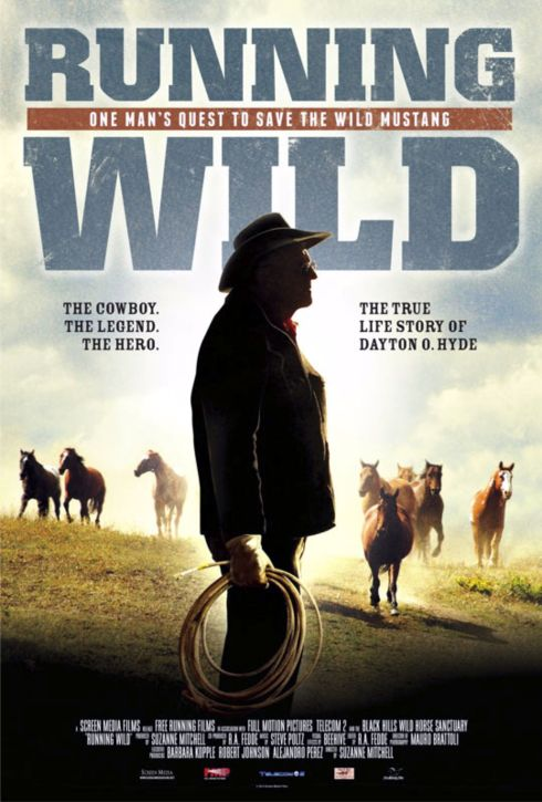 Running Wild The Life of Dayton O. Hyde (2013) poster