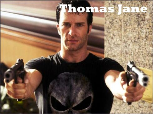 SHATTERED HAND  - Thomas Jane