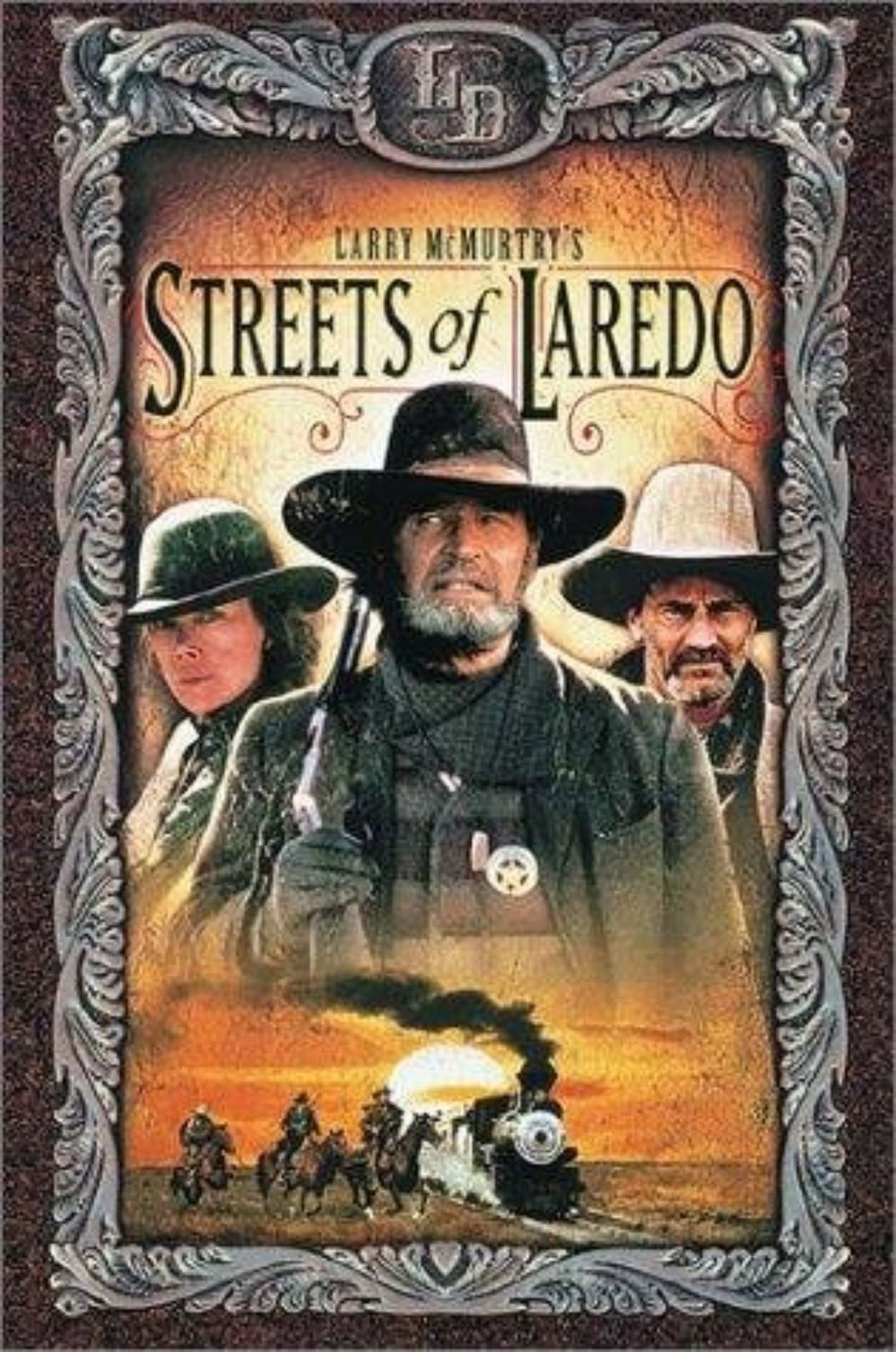 STREETS OF LAREDO DVD 2