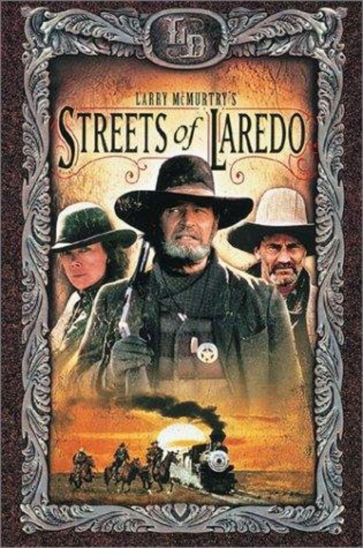 STREETS OF LAREDO DVD 2