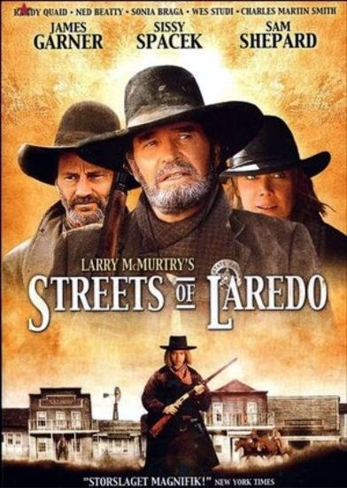 STREETS OF LAREDO DVD 3