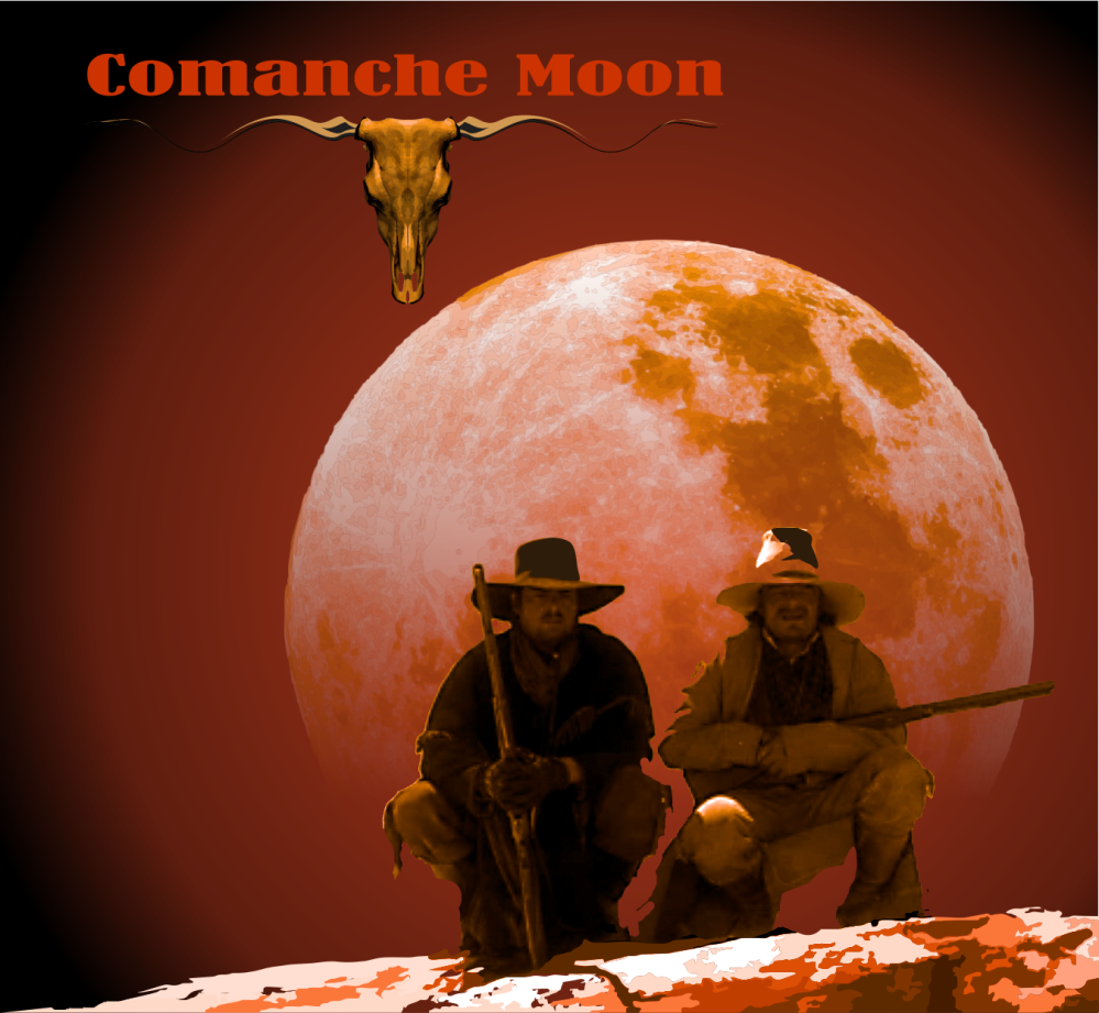 Comanche Moon - Woodrow and Gus 3