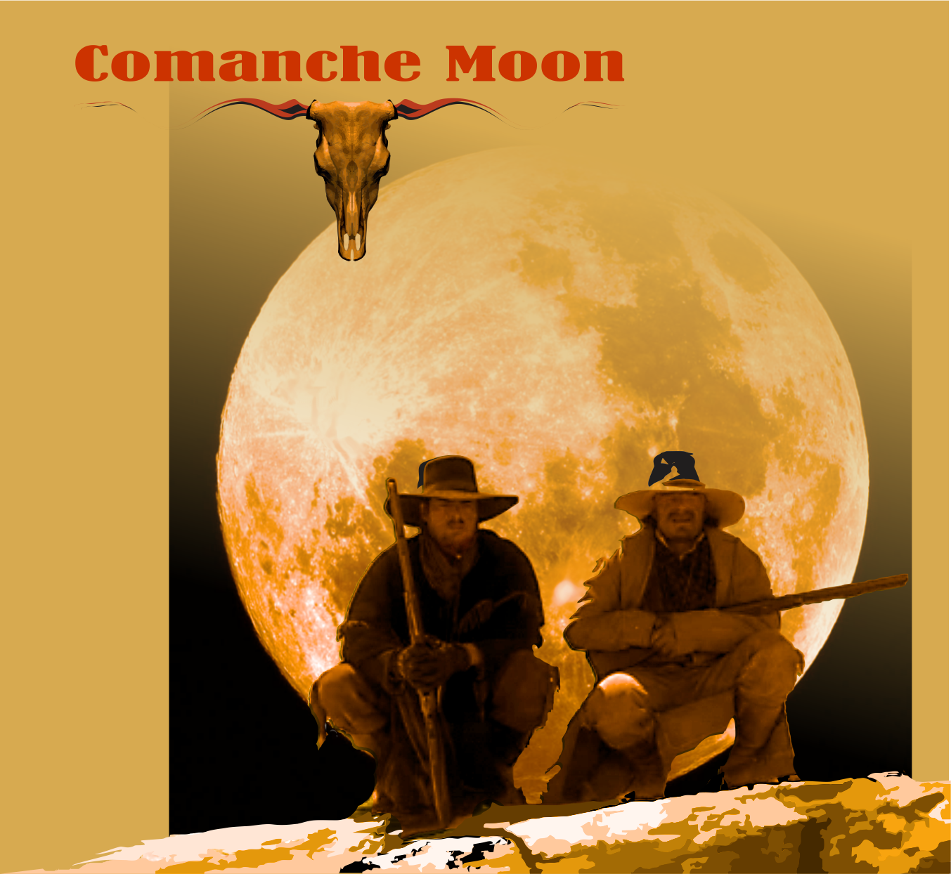 Gus Johnson Ford >> Comanche Moon … | My Favorite Westerns