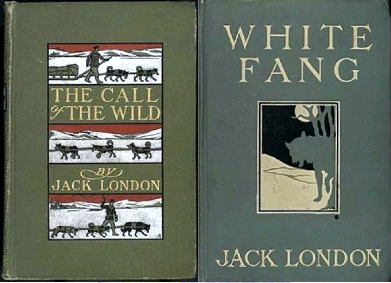 jack london and his call of