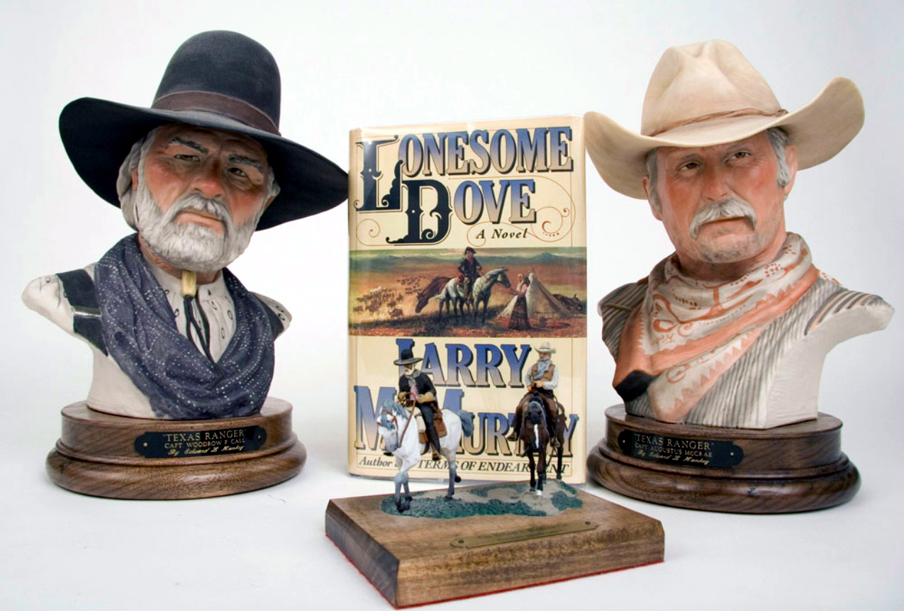 Billy Cain Ford >> Lonesome Dove | My Favorite Westerns