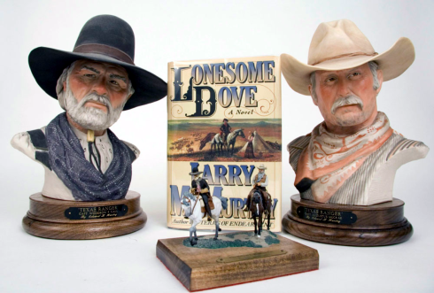 Lonesome Dove - Woodrow and Gus 2