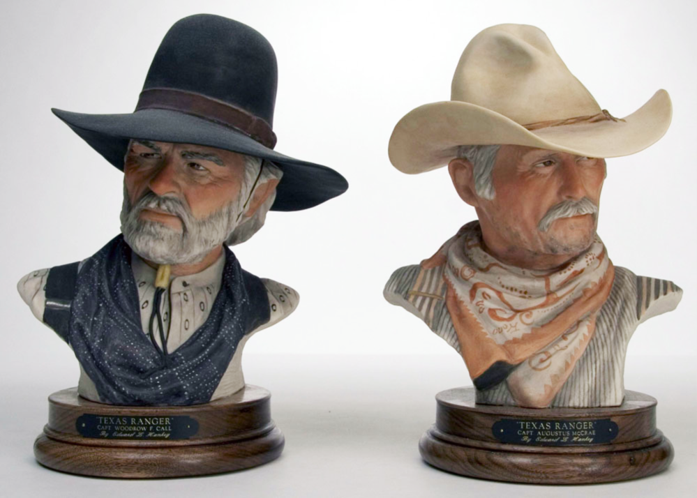 Lonesome Dove - Woodrow and Gus