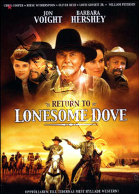 Return to Lonesome Dove poster