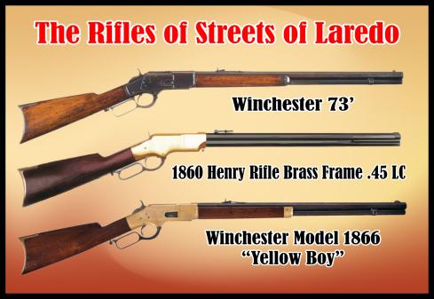 Streets of Laredo Rifles