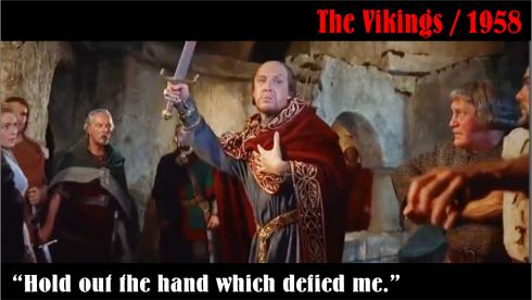 Frank Thring - The Vikings