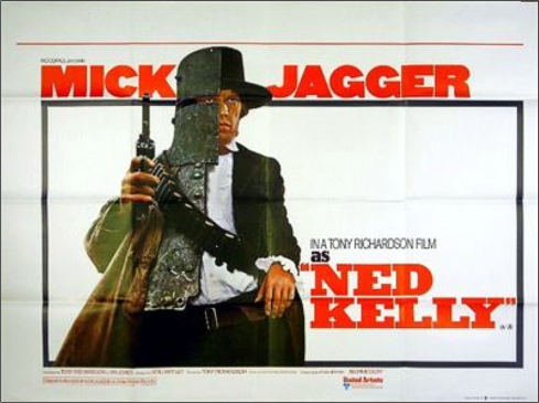 Ned Kelly 1970 - Mick 2