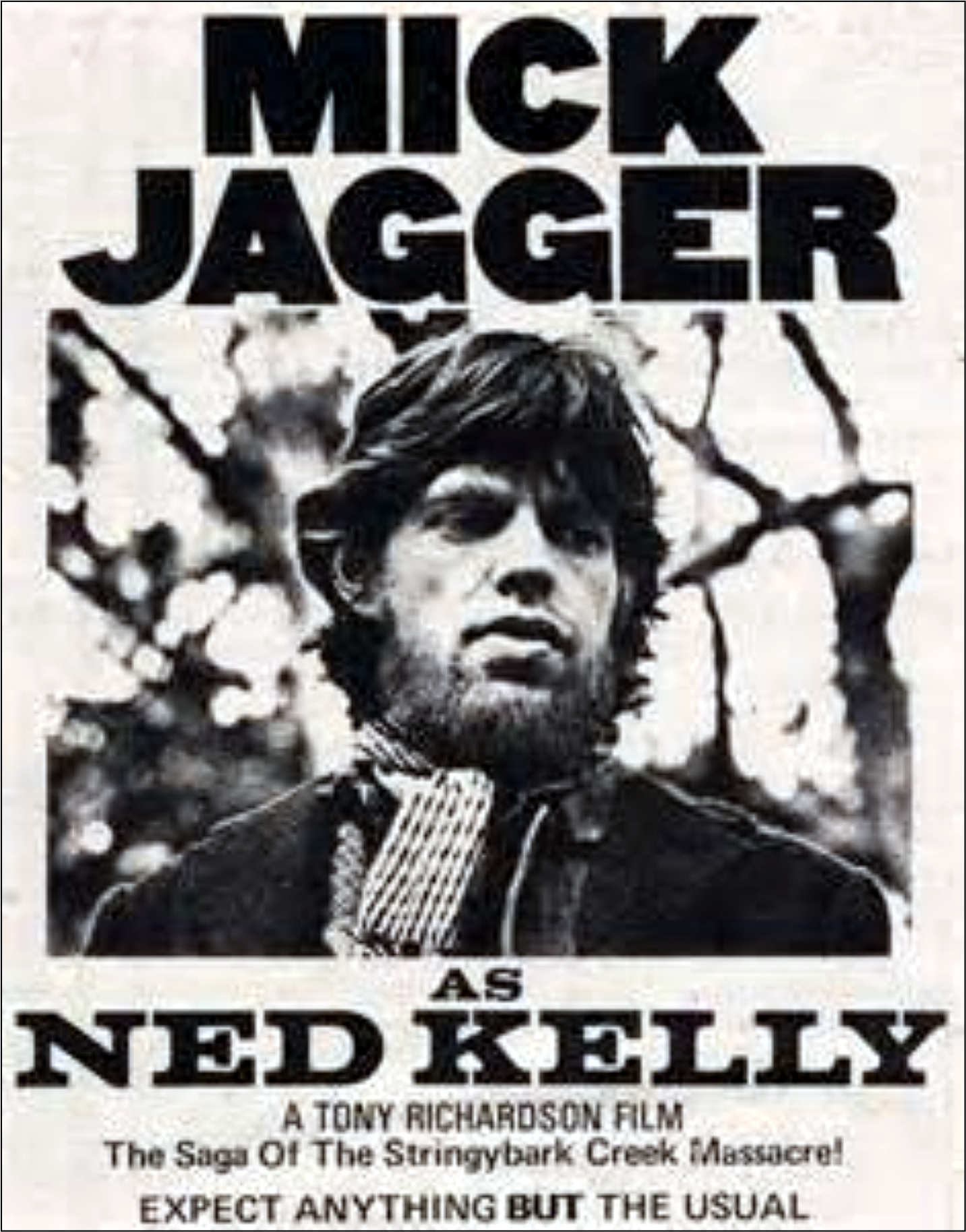 Ned kelly 1970