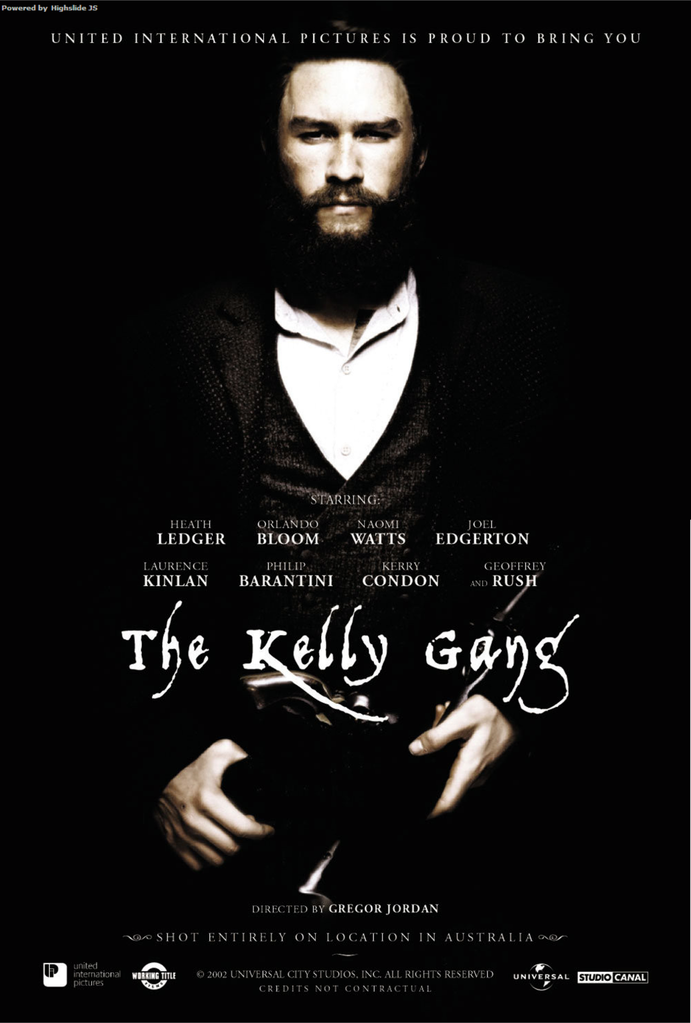 ned kelly Ned kelly movie reviews & metacritic score: based on the book by roberts drewe, this is the story of australian gunslinger and outlaw, ned kelly and his kell.