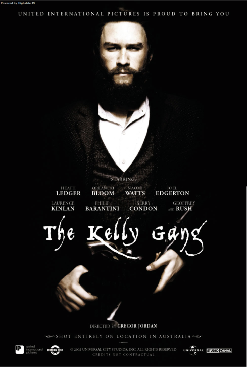 Ned Kelly 2003 poster 3